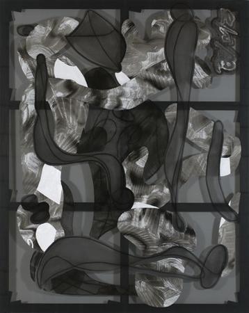 Eureka VIII, 7, 2009, 250 x 200 cm